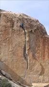 Rock Climbing Photo: O'Kelley's free solo