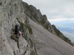 Rock Climbing Photo: Wolfgang