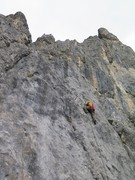Rock Climbing Photo: At Seegrube