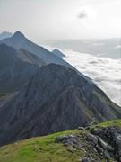 Rock Climbing Photo: Austrian sunrise
