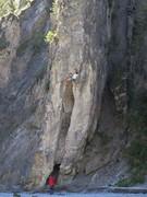 Rock Climbing Photo: Ehnbachklamm