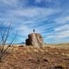 big empty boulders