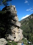 Rock Climbing Photo: Las chicas mendocinas at La Conque
