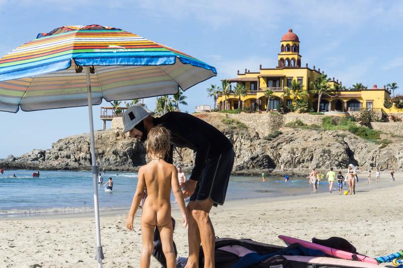 Cerritos Beach.<br> <br> Photo by Dalton Johnson<br> www.daltonjohnsonmedia.com