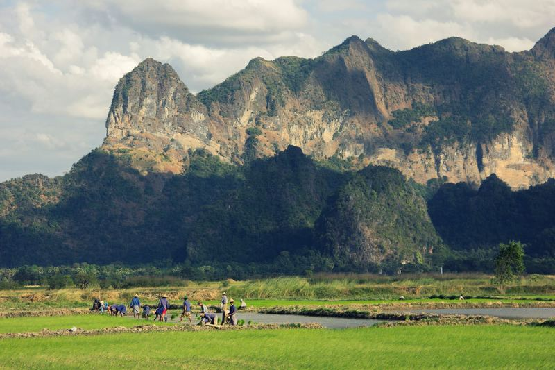 Hpa-An, photo by Мария