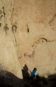 Rock Climbing Photo: Sockeye crux