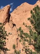 Climbing at GoG