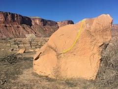 Rock Climbing Photo: Beta for You Made it Weird.