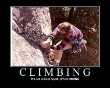 Rock Climbing Photo: Darth Aider free attempt bitd   Wilton, Missouri
