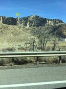 Castle Grayskull from the highway.