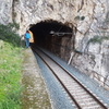 Definitely not hitting through the tunnel after The Descent