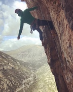 Rock Climbing Photo: Bert, Elona, Leonidio, Greece