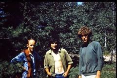Cathedral Ledge 1971  Joe Cote , John Porter, Steve Arsenault