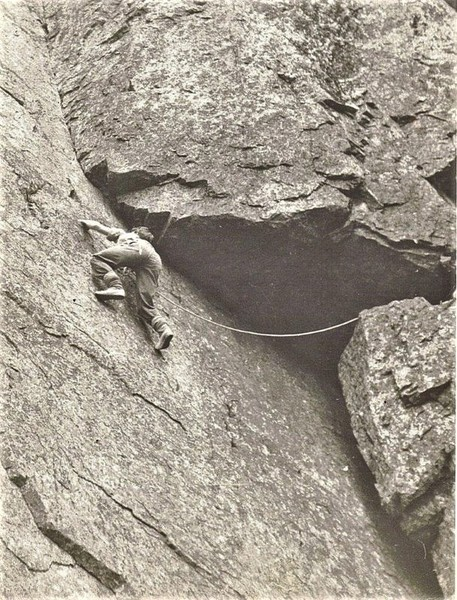 Sepulchre. Kern Knotts Great Gable 1953
