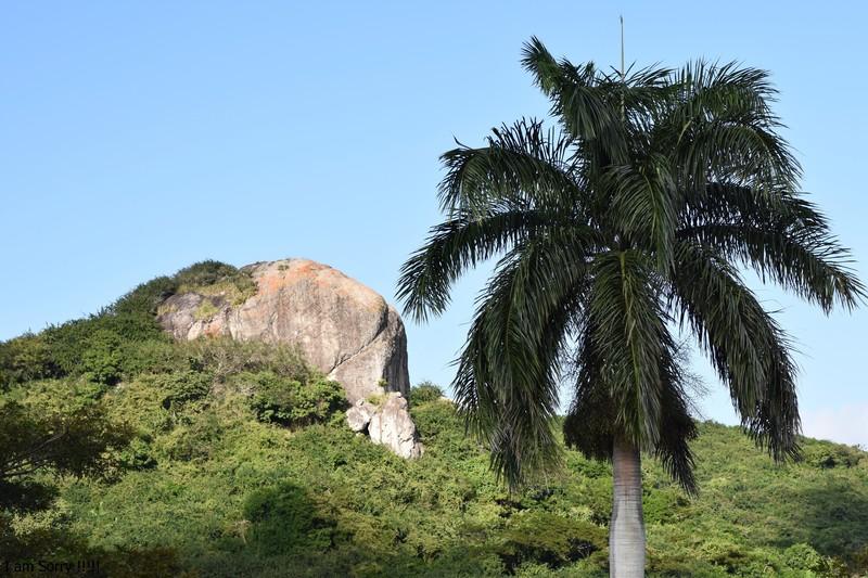 Climbing Area - Cuba