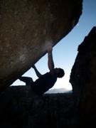 Rock Climbing Photo: Karma