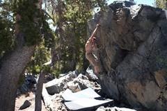Rock Climbing Photo: Tweaky Minds