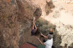 Rock Climbing Photo: Somewhere...
