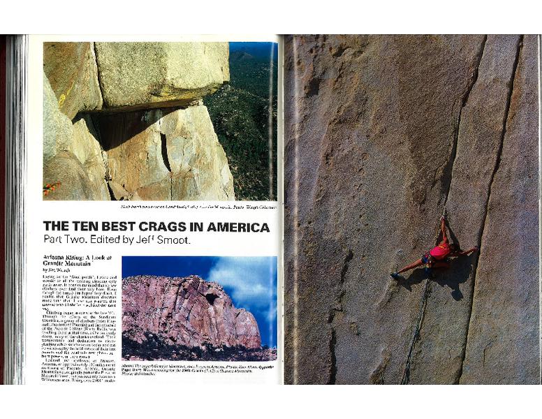 Mountain Magazine issue #118 <br> 1987