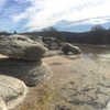 Big Rocks Park. Mostly dirty low balls but it's a pretty spot.