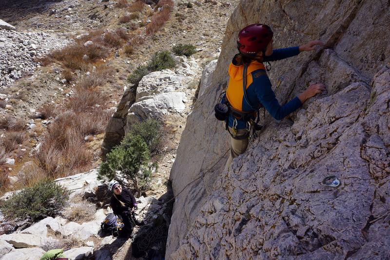 fun, easy climbing