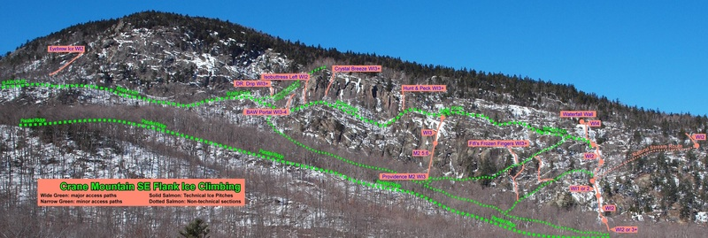 The photo from the old website. Not all routes are shown.