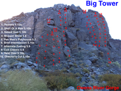 Topo To Big Tower