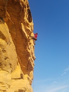 Rock Climbing Photo: Jeremy Collins on IDC