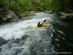 Kayaking on the Upper Gunpowder