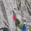 Sport Climbing at Omis