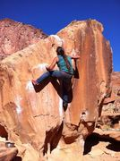 Rock Climbing Photo: Big bend