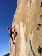Rock Climbing Photo: MG