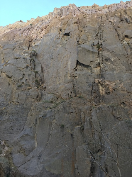 The Megalithic crag