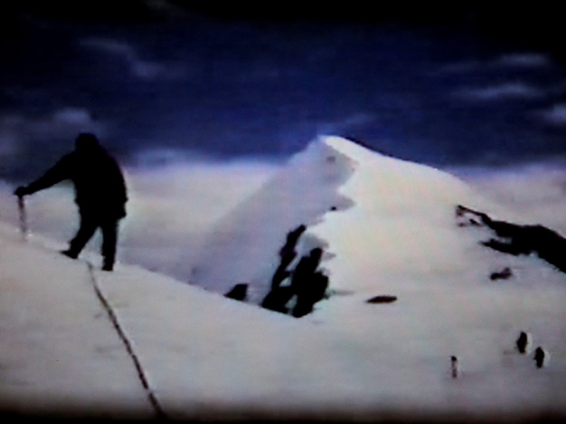 Summit Ridge, Mt Sir Sandford (1967)