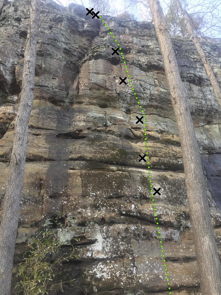 Barnes Overhang