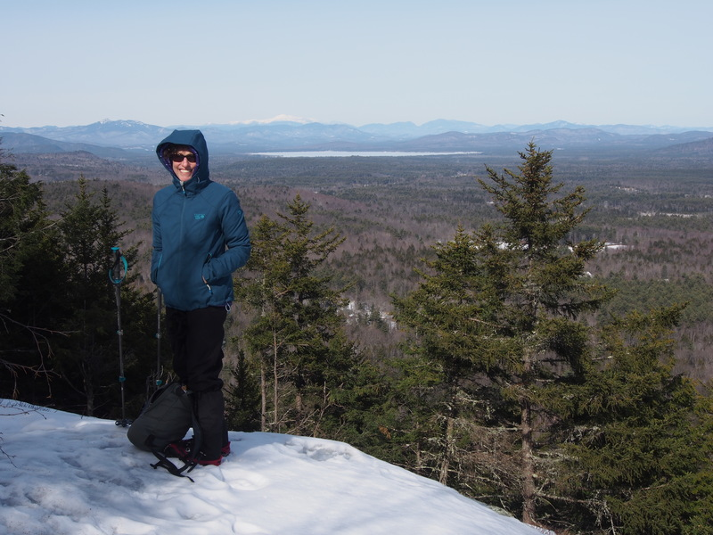 Summit View - from hiking trail