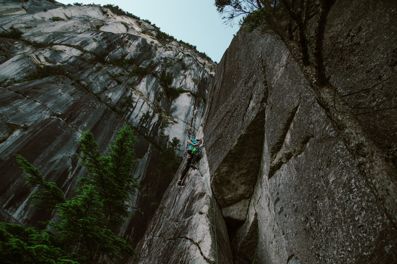 Leading the Angel Crack