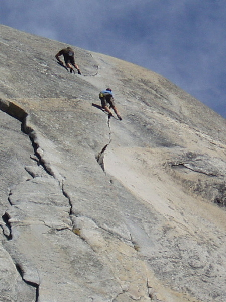 Soloists on South Crack