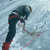 Belay, early 1980's...note the gear.