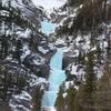 Cascade Falls, Alberta