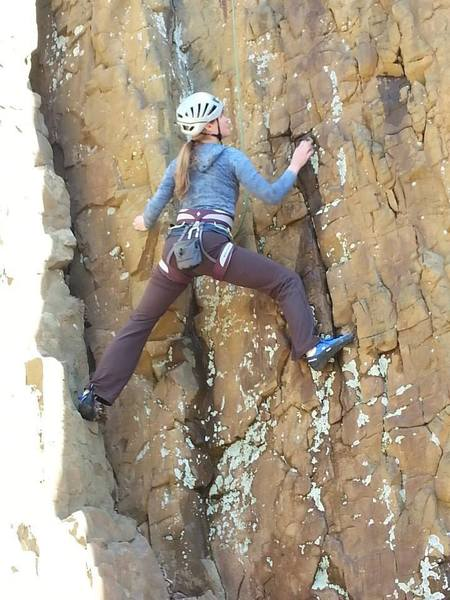 Kim on 'Triple Cranks' 5.11