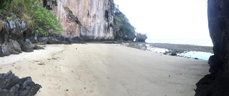 Low Tide Wall