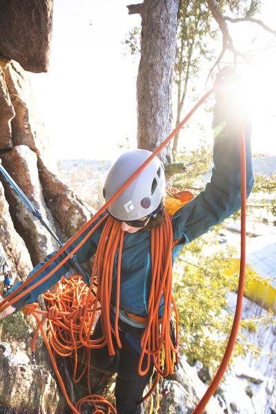 Tori flaking rope