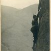 My Dad on Kern Knotts Crack. Not sure what year but before I was born (1955) I'm sure. I'll post a better date if I come across it.