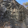 Take your time on this climb to Look for better holds for clipping the anchors, they are there.