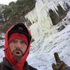 Angel Falls in slushy conditions
