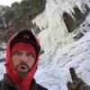 Angel Falls in slushy conditions