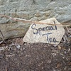 Marker showing Special Tea