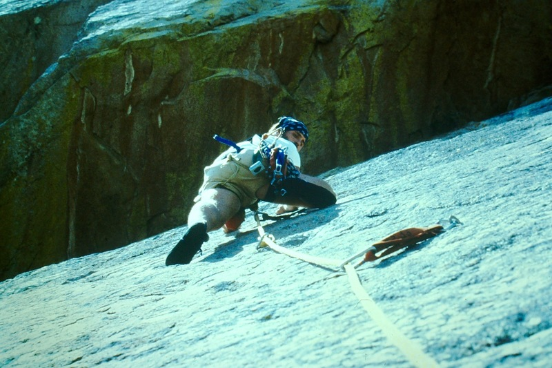 Second pitch of Hercamur Snurd