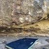 Gorilla cliff cave
